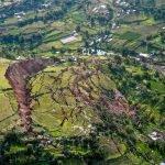 Effects of Landslide