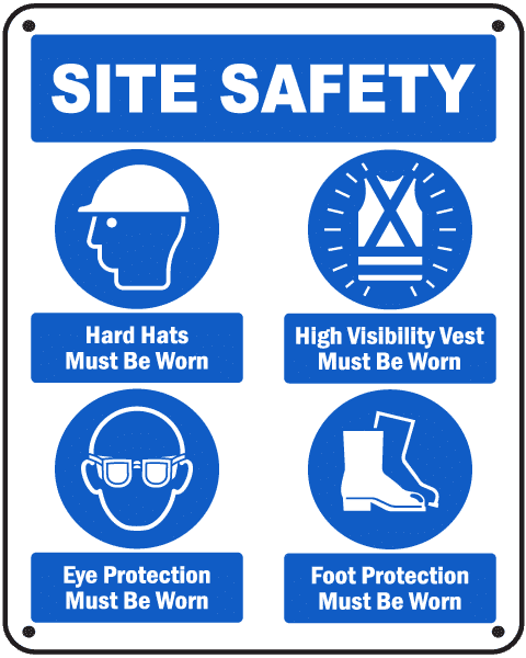 Safety at Construction Site