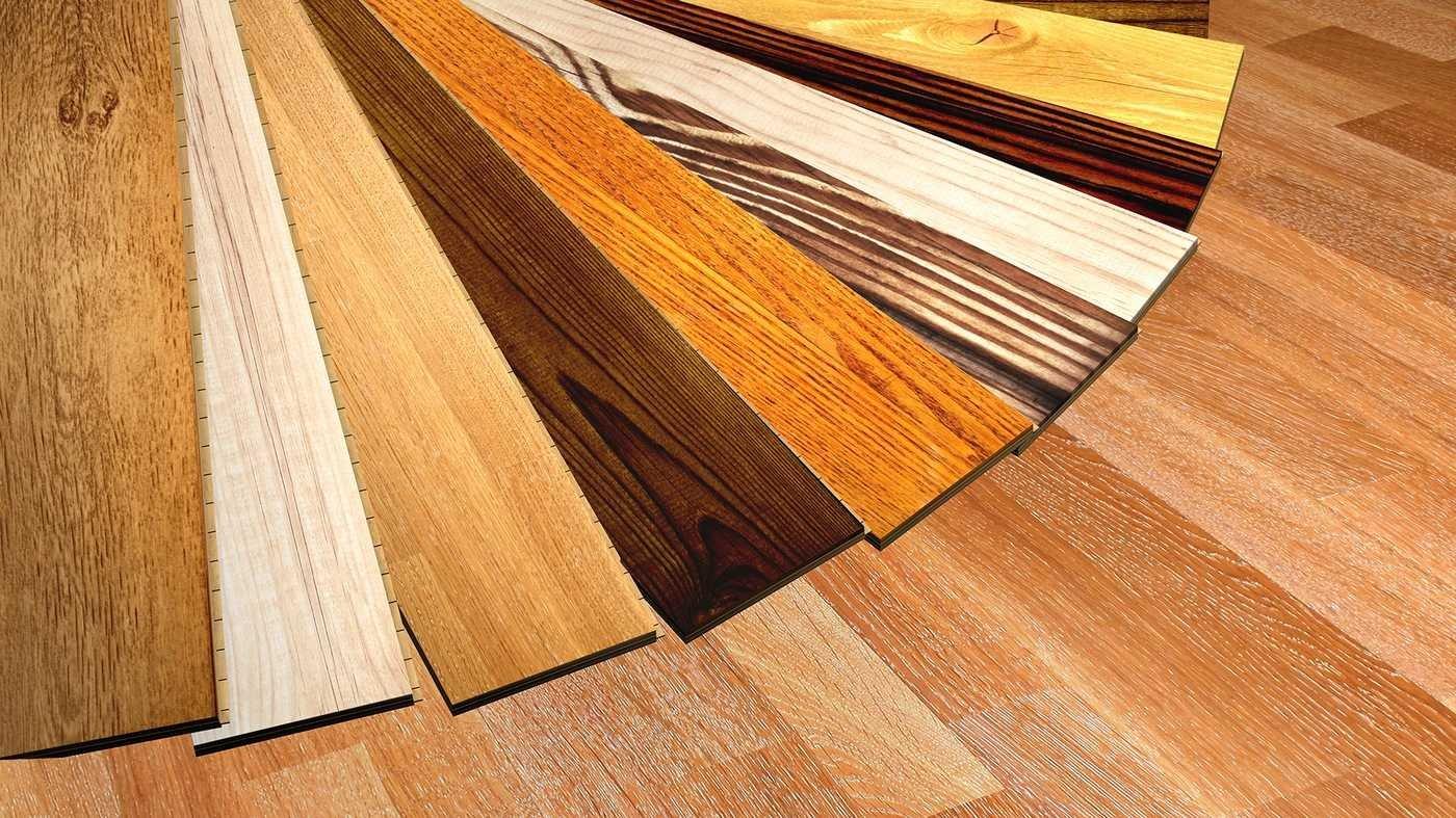 types of floor