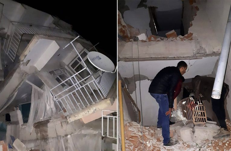 What to do during an earthquake? (Indoor & Outdoor)