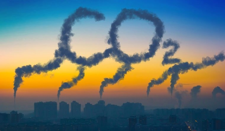Buildings can become a global CO2 sink